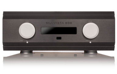 MUSICAL FIDELITY NU-VISTA BLACK