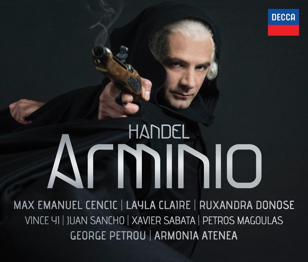 Max Emanuel Cencic - Arminio - CMS Source