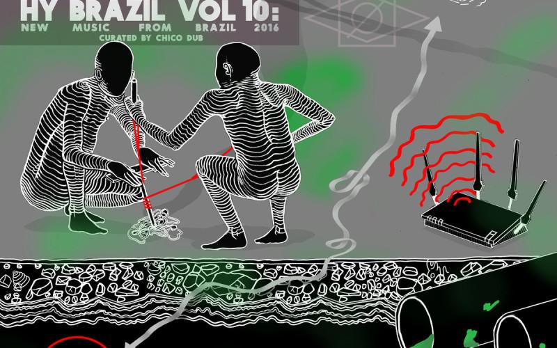 HY BRAZIL vol. 10: NEW MUSIC FROM BRAZIL 2016