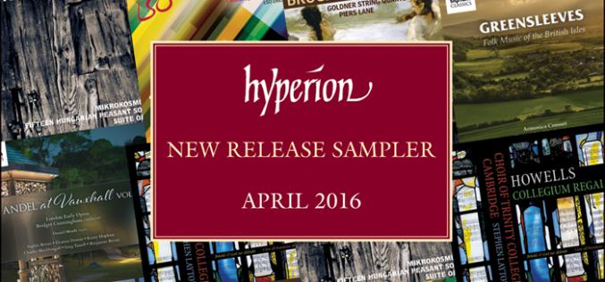 HYPERION APRIL 2016