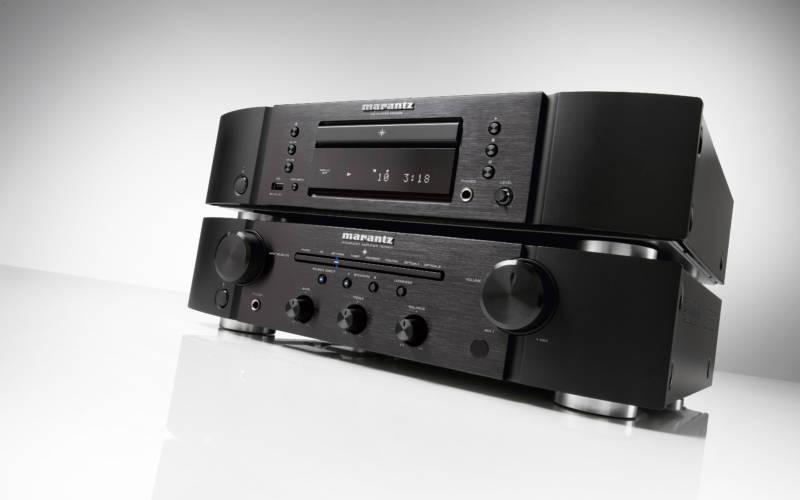 MARANTZ PM6006 & CD6006