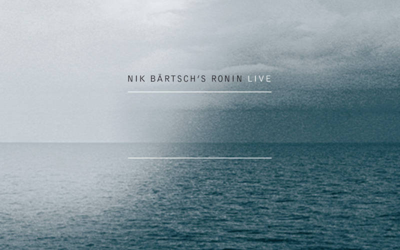 FREE DOWNLOAD OF THE MONTH: NIK BÄRTSCH'S RONIN LIVE
