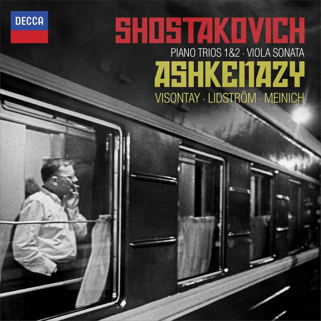 Shostakovich- Piano Trios Nos. 1 & 2; Viola Sonata - CMS Source