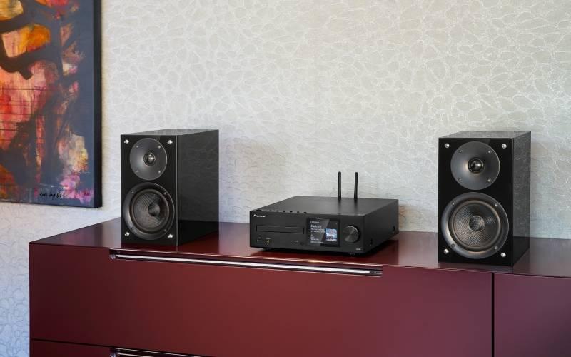 Pioneer X Hm76 X Hm76d Amp X Hm86d Audio Lifestyle
