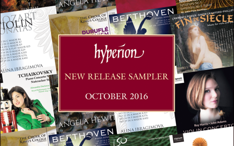 HYPERION OCTOBER 2016
