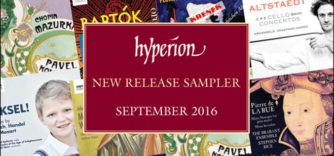 HYPERION WRZESIEŃ 2016