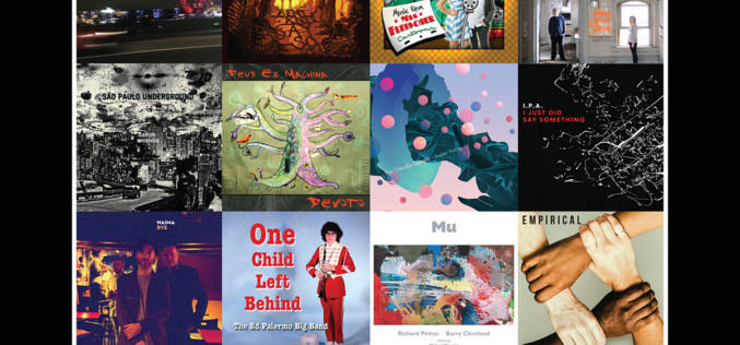 CUNEIFORM RECORDS: THE ALBUMS OF 2016
