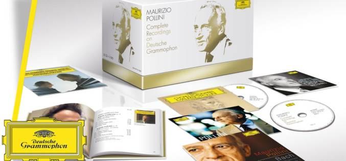MAURIZIO POLLINI: COMPLETE RECORDINGS ON DEUTSCHE GRAMMOPHON
