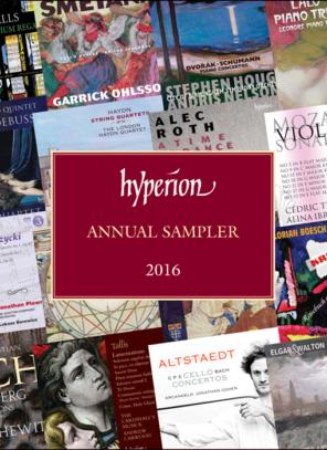 HYPERION ANNUAL SAMPLER 2016