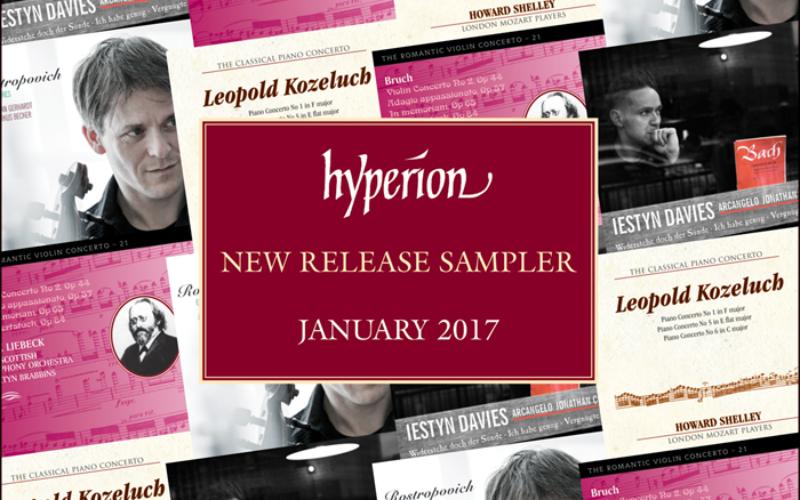 HYPERION STYCZEŃ 2017