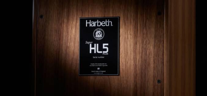 HARBETH SHL5plus & M40.2