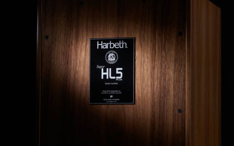 HARBETH SHL5plus & M40.2