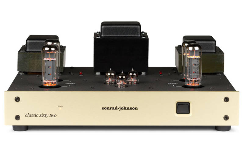 CONRAD-JOHNSON CLASSIC SIXTY-TWO & CLASSIC ONE TWENTY