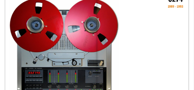 REVOX REEL TO REEL TAPE RECORDERS 1949-1993