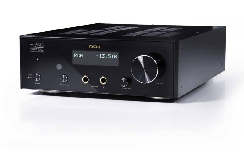 FOSTEX DAC HP-A8 Mk2 & TH610