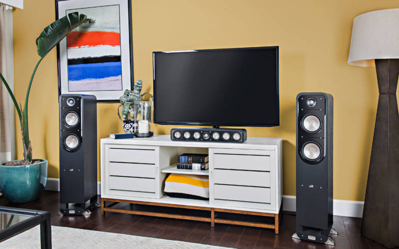 POLK AUDIO SIGNATURE AMERICAN HI-FI