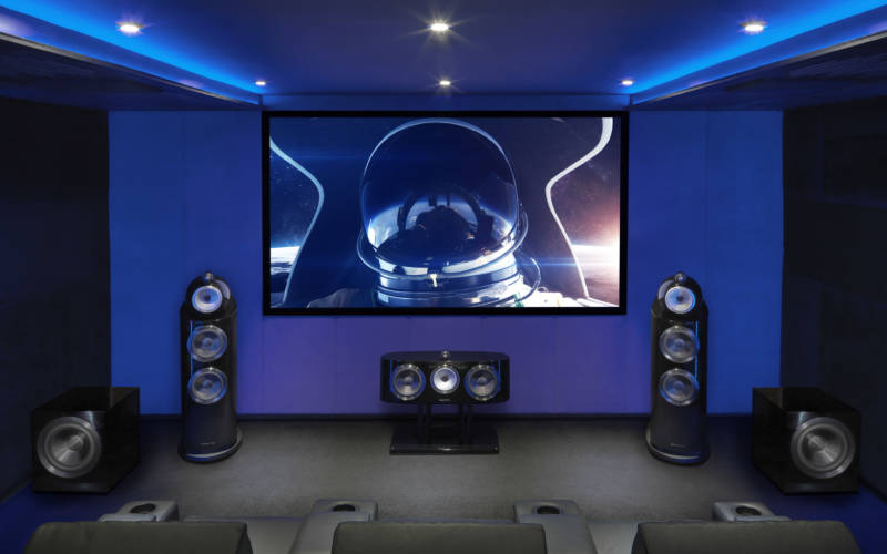 BOWERS & WILKINS DB SERIES SUBWOOFERS