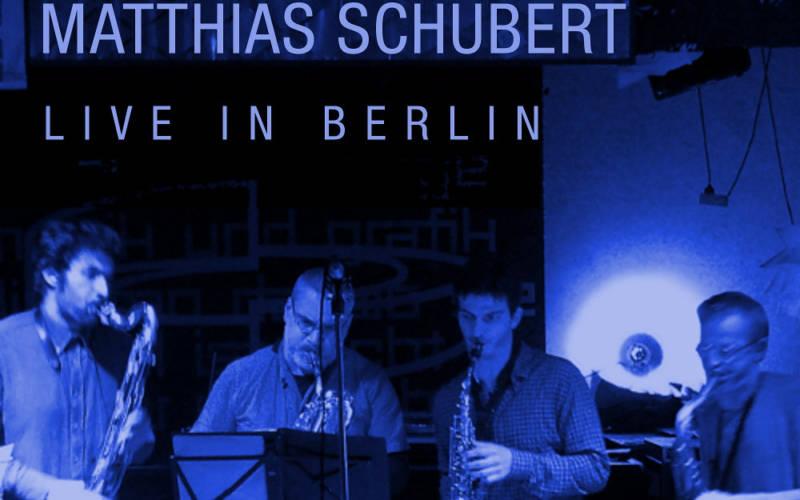 KONGROSIAN + MATTHIAS SCHUBERT: LIVE IN BERLIN