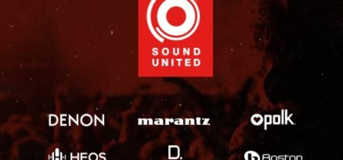 SOUND UNITED ANNOUNCES ACQUISITION OF D+M GROUP