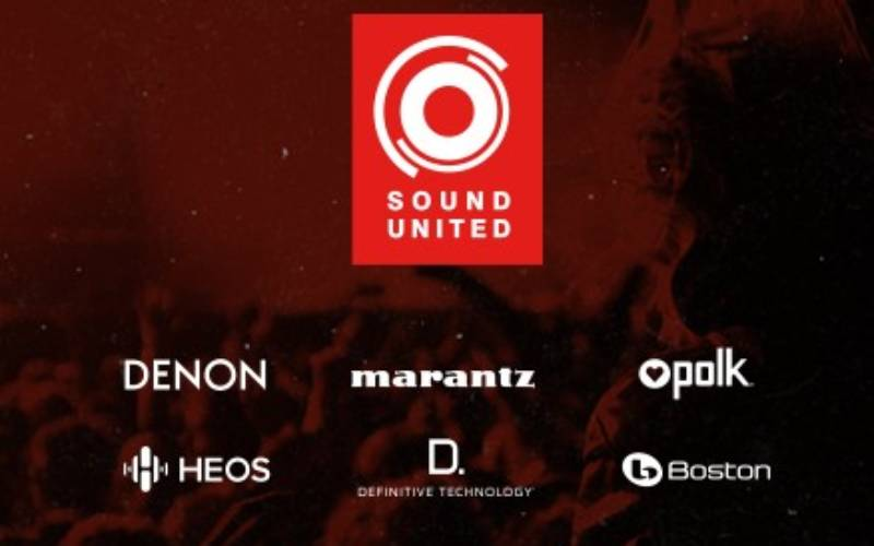 SOUND UNITED ANNOUNCES ACQUISITION OF D+M GROUP