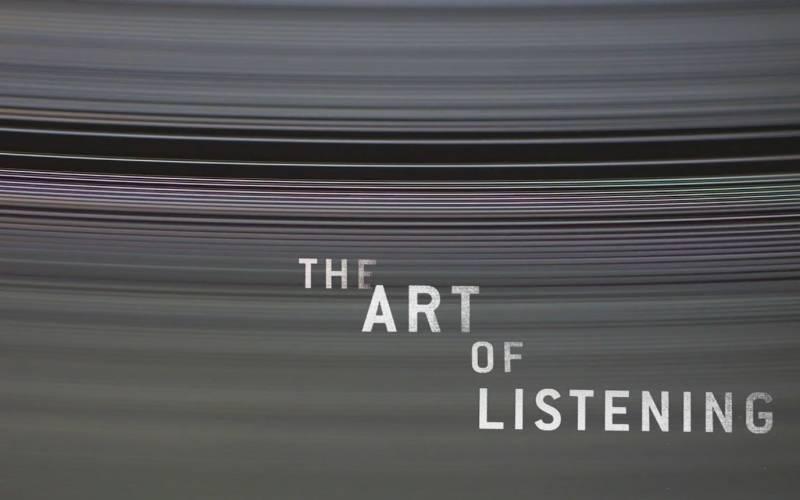 KINO KONESERA: THE ART OF LISTENING