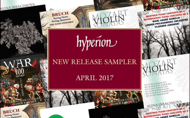 HYPERION KWIECIEŃ 2017