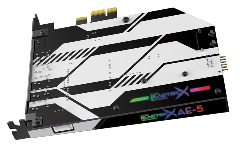 CREATIVE SOUND BLASTERX AE-5