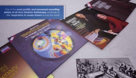VLADIMIR ASHKENAZY: THE COMPLETE PIANO CONCERTO RECORDINGS
