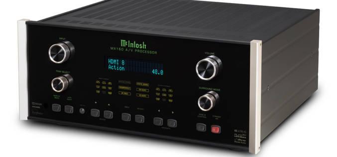 McINTOSH MX160 x SDDP