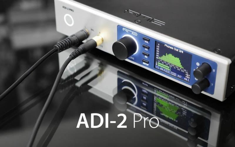 TEST: RME AUDIO ADI-2 PRO