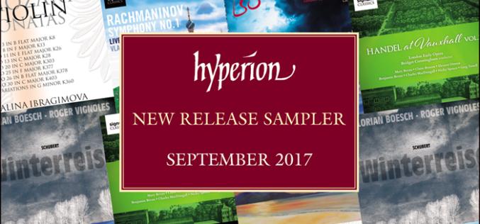 HYPERION SEPTEMBER 2017