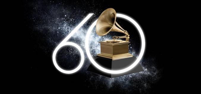 60TH ANNUAL GRAMMY AWARDS® NOMINEES
