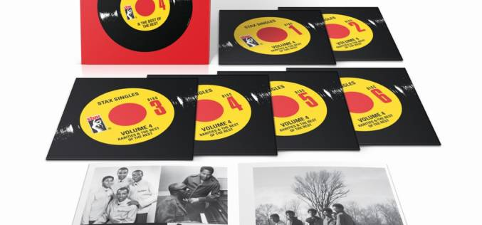 STAX SINGLES, VOL. 4: RARITIES & THE BEST OF THE REST