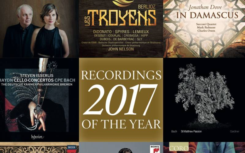 GRAMOPHONE RECORDS OF THE YEAR 2017