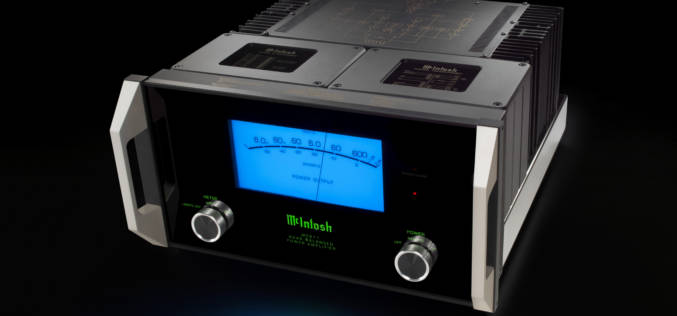 McINTOSH MC611 QUAD BALANCED POWER AMPLIFIER
