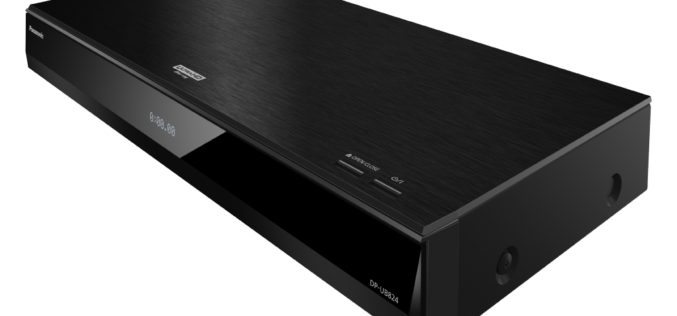 PANASONIC ULTRA HD BLU-RAY