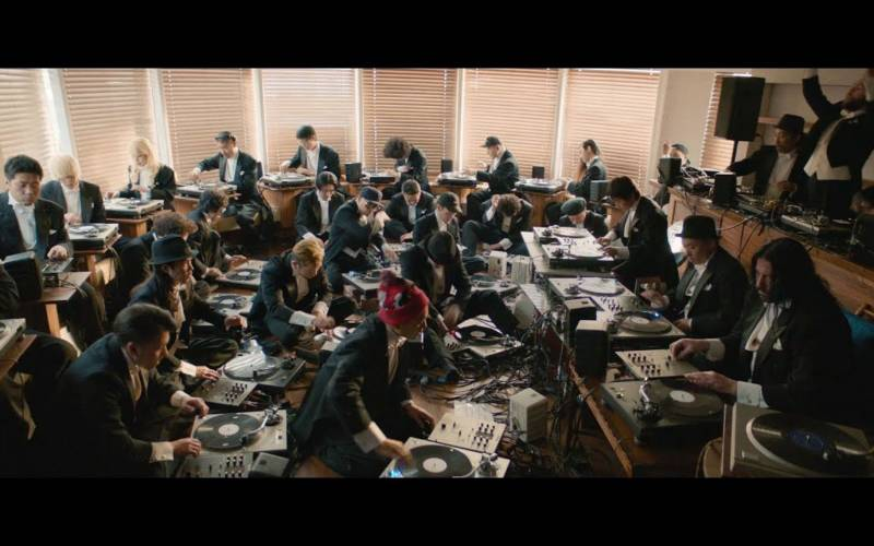 THE PHILHARMONIC TURNTABLE ORCHESTRA