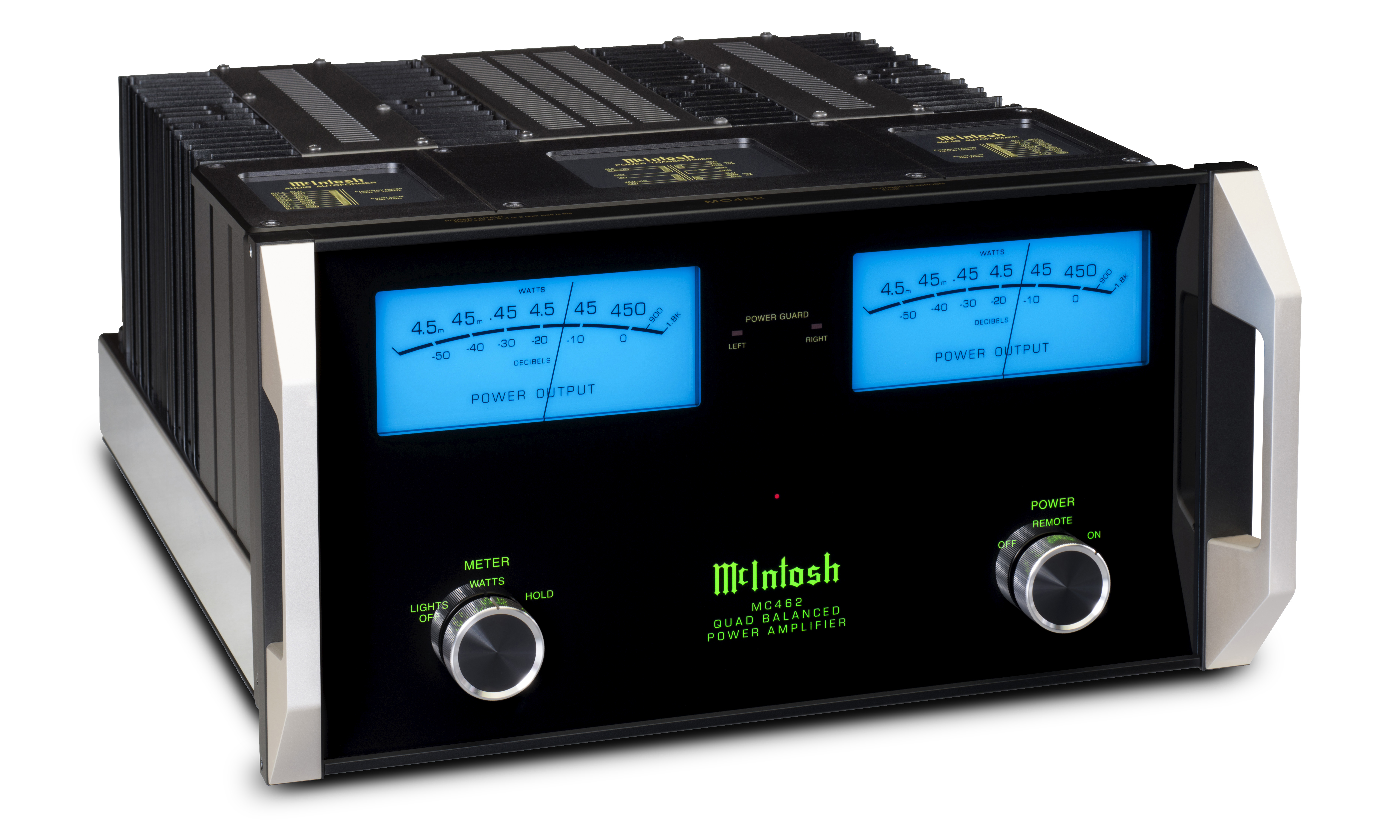 Mcintosh Mc462 Audio Lifestyle Wiring Home Equipment Our Eco Friendly Power Management System Has Been Added While Internal And Select Circuit Components Have Also Upgraded