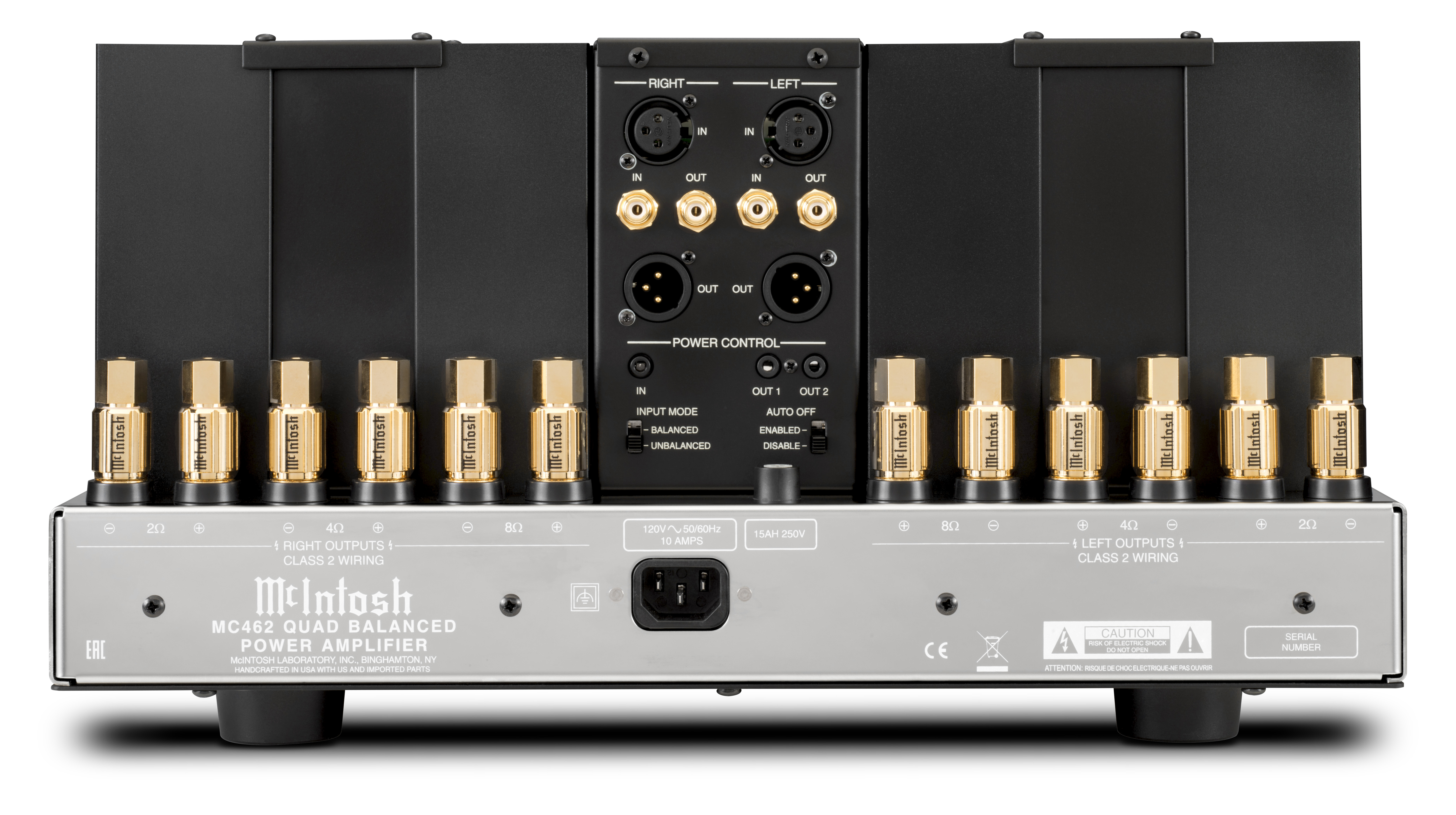 Mcintosh Mc462 Audio Lifestyle Amplifier Basics A Modern Stereo System Has Two Aesthetically The Retains All Hallmarks Of With Few Key Enhancements Front Panel Now Utilizes Direct Led