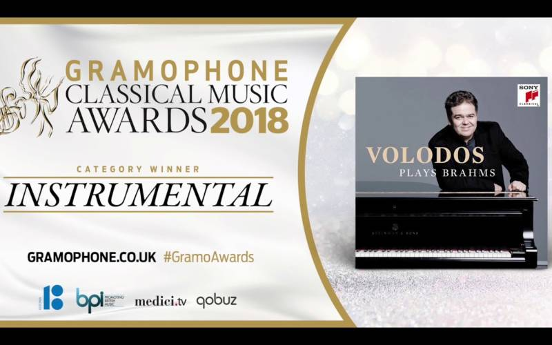 GRAMOPHONE CLASSICAL MUSIC AWARDS 2018