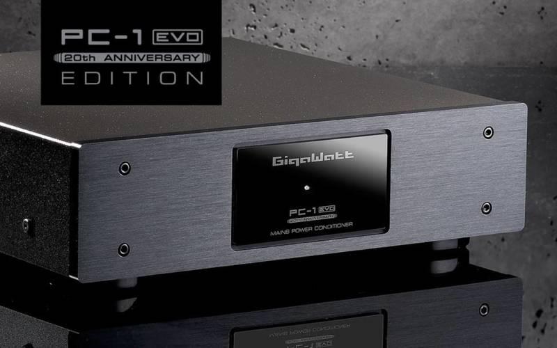 GIGAWATT PC-1 EVO 20TH ANNIVERSARY