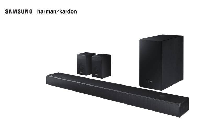 SAMSUNG x HARMAN KARDON HW-N950 & HW-N850
