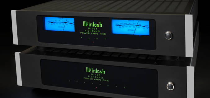 McINTOSH DISTRIBUTION AMPLIFIERS & IN-WALL & IN-CEILING SPEAKERS