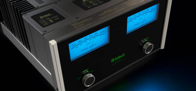 McINTOSH MC312 POWER AMPLIFIER
