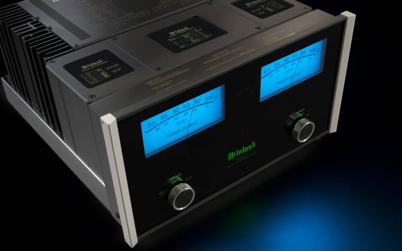 McINTOSH MC312 POWER AMPLIFIER