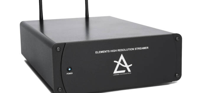 LEEMA ACOUSTICS ELEMENTS STREAMER