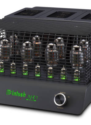 McINTOSH MC2152 70th Anniversary Vacuum Tube Amplifier and the C70 70th Anniversary Vacuum Tube Preamplifier