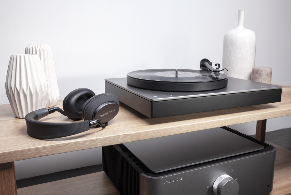 CAMBRIDGE AUDIO ALVA TT | Audio Lifestyle