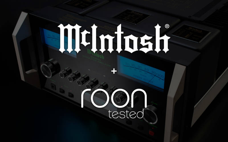 McINTOSH x ROON TESTED