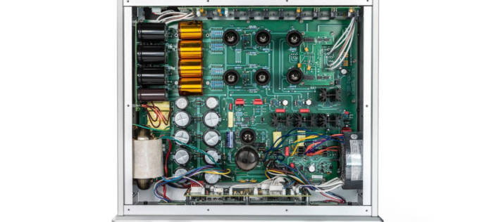 AUDIO RESEARCH REFERENCE 6SE & 750SE